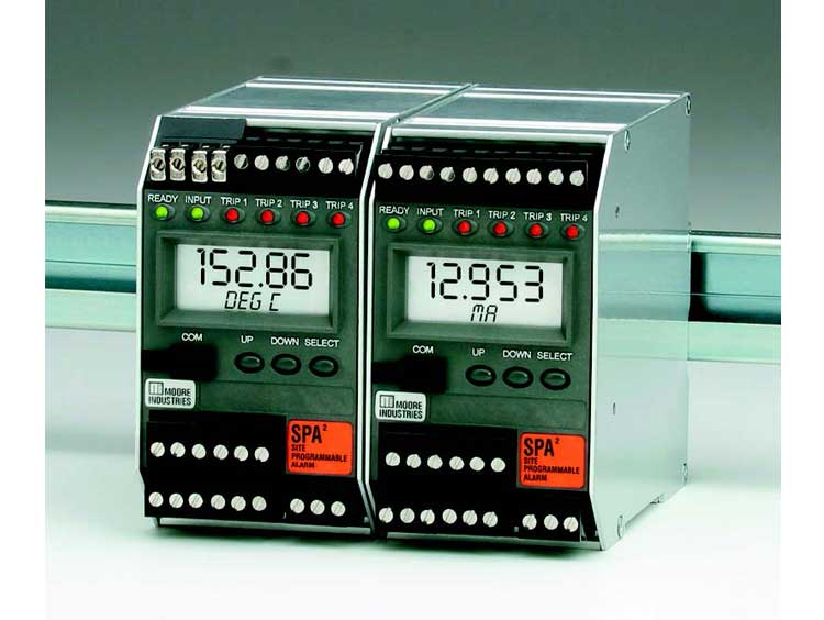 SPA2 4-wire site and and PC-Programmable Current and Voltage
