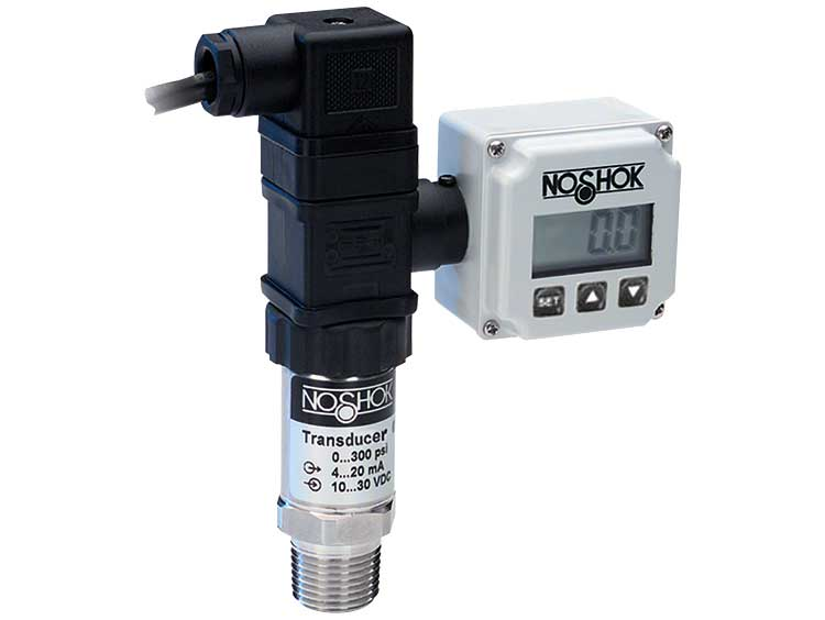 615 SERIES PRESSURE TRANSDUCERS WITH 1800 LOOP-POWERED