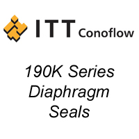 190K Series Diaphragm Seals