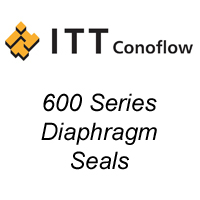 600 Series Diaphragm Seals